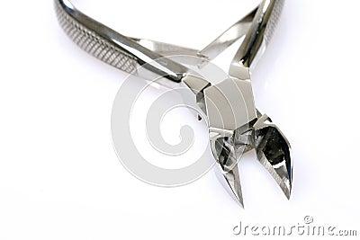 Toenail clipper