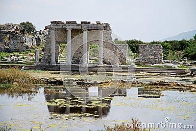 Toerisme in Milet
