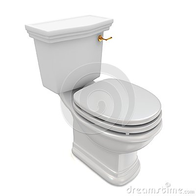 Toilet 3D objects