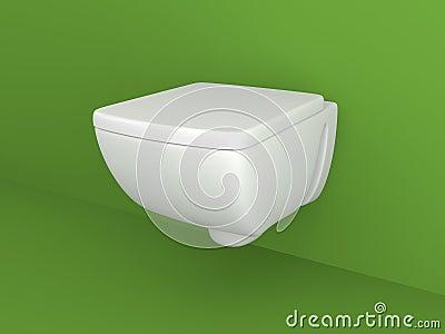 Toilet Appliance Stock Illustration Image 45748205
