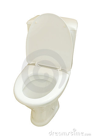 Toilet bowl royalty free stock photo image 17986865 for Faience wc toilette
