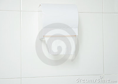Toilet Paper Royalty Free Stock Photography - Image: 15330657