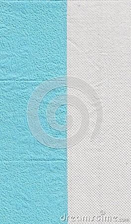 Toilet paper textures