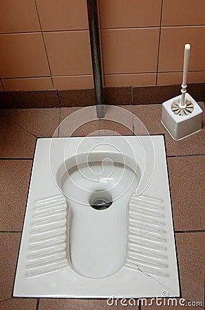 toilette turque photographie stock image 4984892