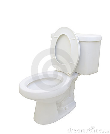 Toiletten-Schüssel