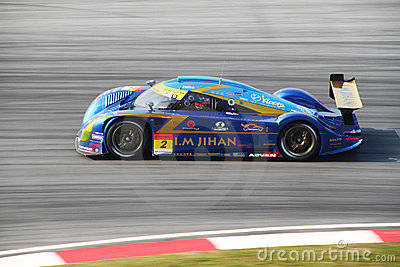 Tokai Dream 2, SuperGT 2010 Editorial Image