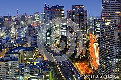Tokyo Citscape