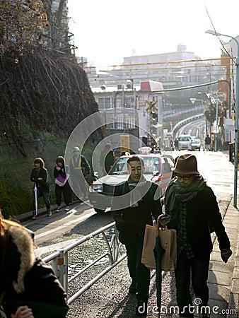 Tokyo Japan Editorial Stock Image