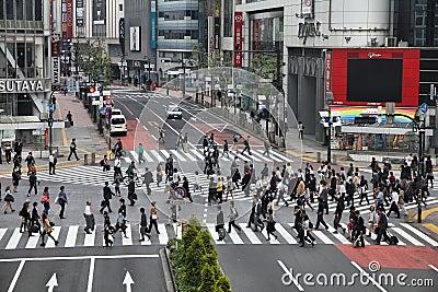 Tokyo Editorial Stock Photo