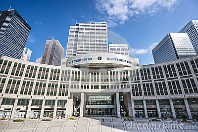 Tokyo Metropolitan Assembly Editorial Photography