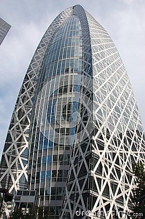 Tokyo modern building, Japan