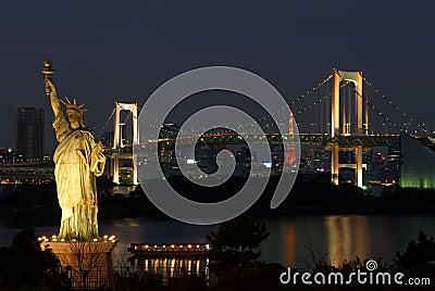 Tokyo. Odaibo.