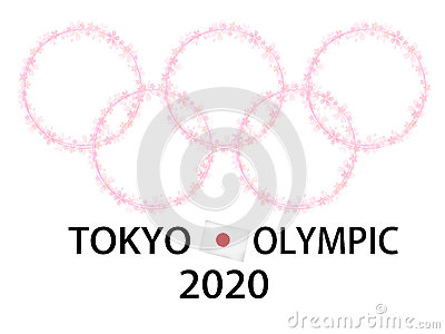 Tokyo Olympic background