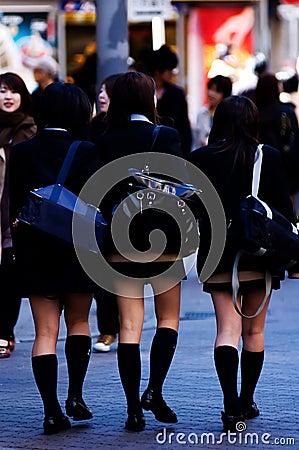 Tokyo School Girls