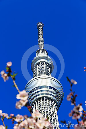 Tokyo Sky Tree tower, Japan