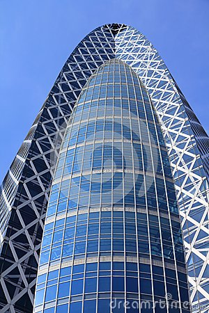 Free Tokyo Skyscraper Royalty Free Stock Photo - 62898835