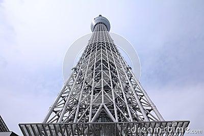Tokyo Skytree Editorial Photo