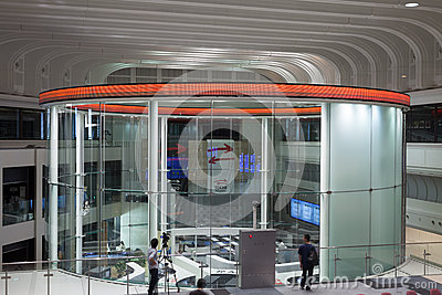 Tokyo Stock Exchange in Japan Editorial Photography