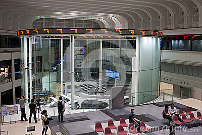 Tokyo stock exchange in tokyo japan editorial stock photo for Floor operator