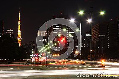 Tokyo Street Lighting