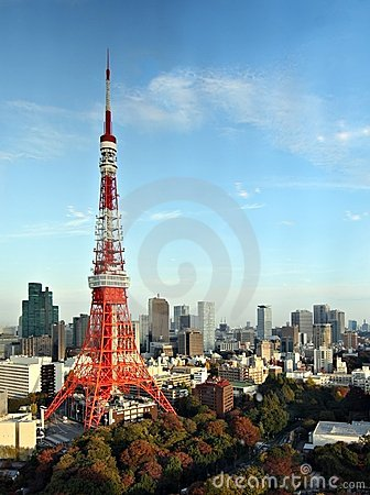 Free Tokyo Tower Stock Photo - 7497940