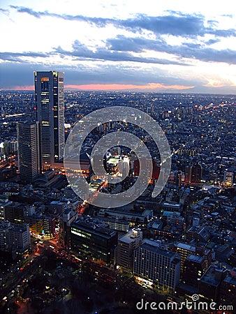 Free Tokyo Twilight Stock Photos - 499223