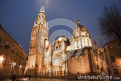 Toledo - Cathedral Primada Santa Maria de Toledo