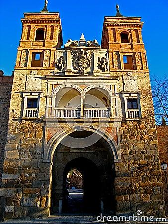 Toledo, City Gates