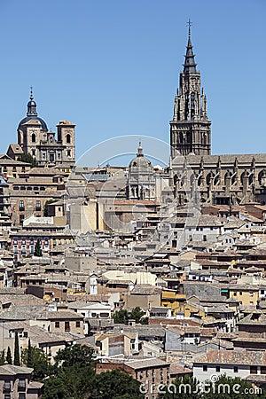 Toledo - La Mancha - Spain