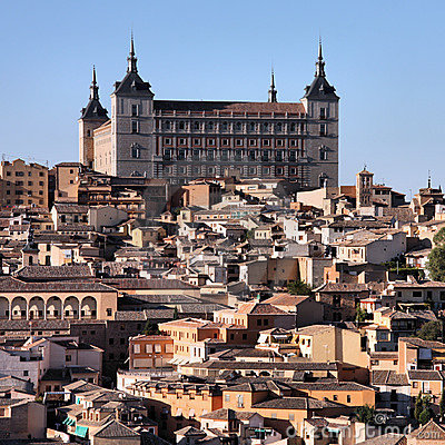 Free Toledo, Spain Royalty Free Stock Images - 20818189