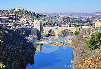 Toledo, Spain Editorial Photography