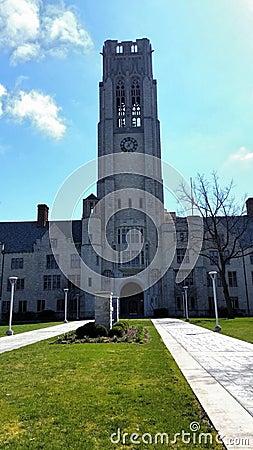 Free Toledo University Royalty Free Stock Image - 89291396