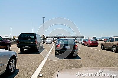 Toll Station Traffic