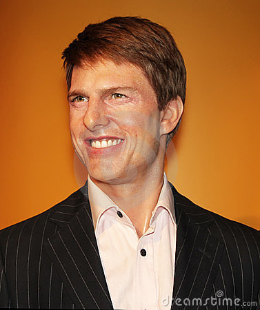 Tom Cruise Editorial Photo