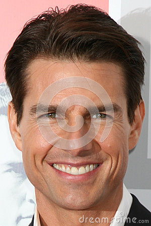 Tom Cruise Editorial Photography