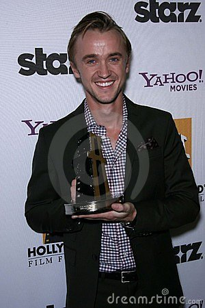 Tom Felton Editorial Photography