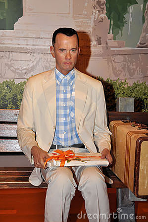 Tom Hanks Editorial Stock Photo