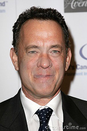 Tom Hanks Editorial Image