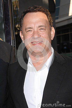 Tom Hanks Editorial Photo