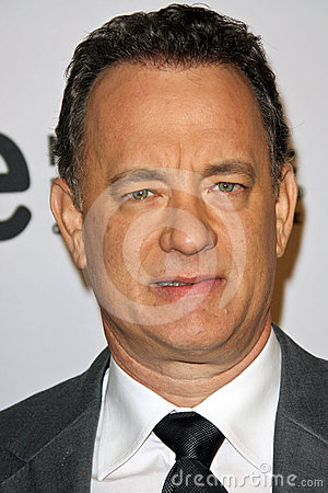 Tom Hanks,Four Seasons Editorial Photo