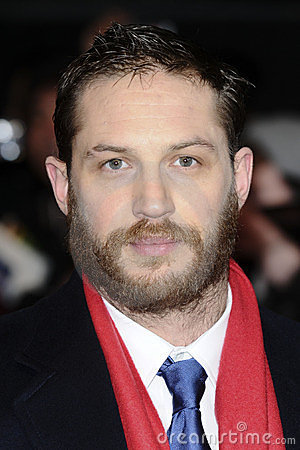 Tom Hardy Editorial Stock Photo