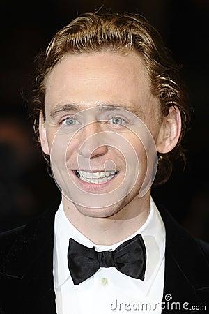 Tom Hiddleston Editorial Stock Photo