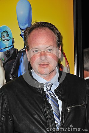 Tom McGrath Editorial Stock Photo