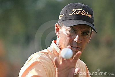 Tom Pernice jr, Tour Championship, Atlanta, 2006 Editorial Stock Photo