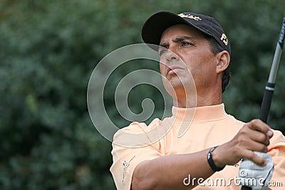 Tom Pernice jr, Tour Championship, Atlanta, 2006 Editorial Image