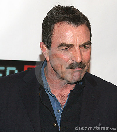 Tom Selleck Editorial Photography