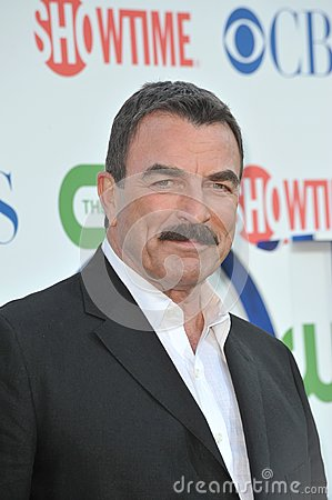 Tom Selleck Editorial Stock Photo