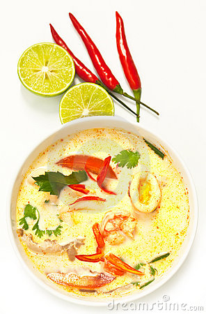 Free Tom Yum Royalty Free Stock Images - 17833989