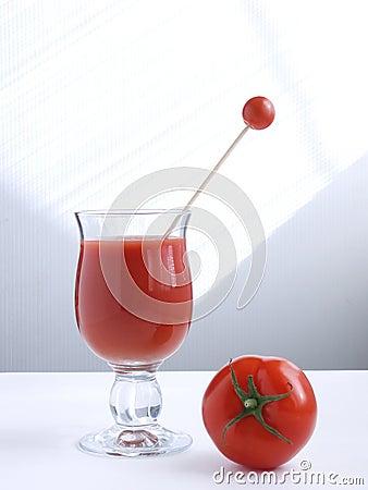 Tomatfruktsaft VII