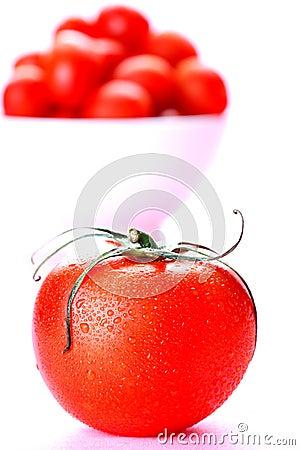 Free Tomato Royalty Free Stock Image - 4693556